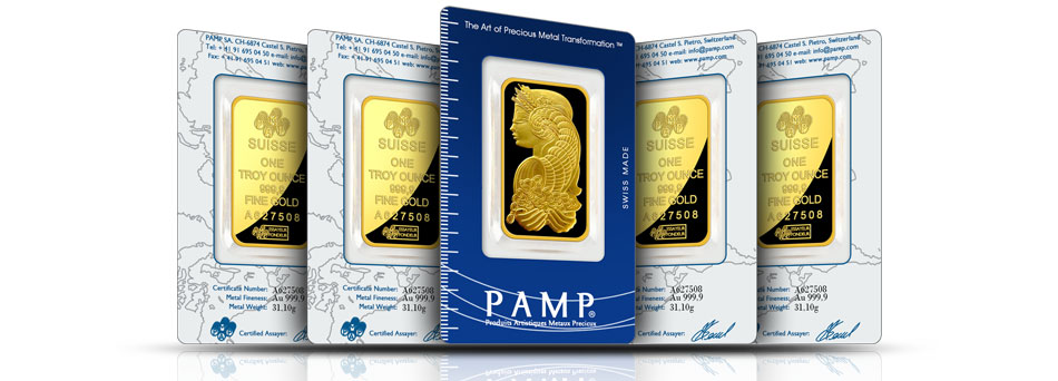 PAMP Gold