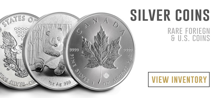 Silver Coins Offering Unmatched Value Security And Liquidity