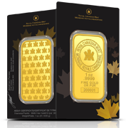 RCM Gold Bars