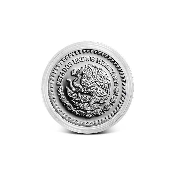 proof mexican libertad  oz silver coin provident metals