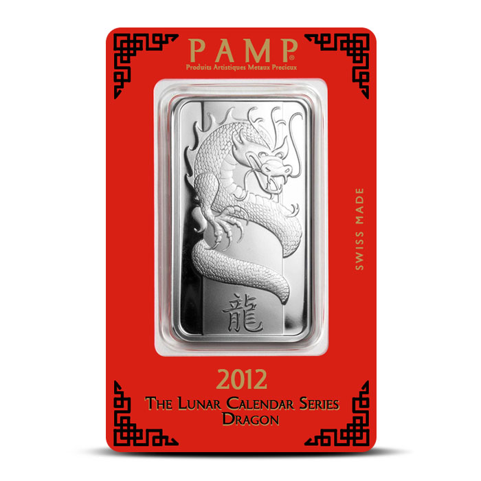 PAMP Suisse Lunar Dragon | one ounce