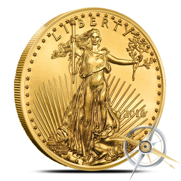 2016 1 oz American Gold Eagle