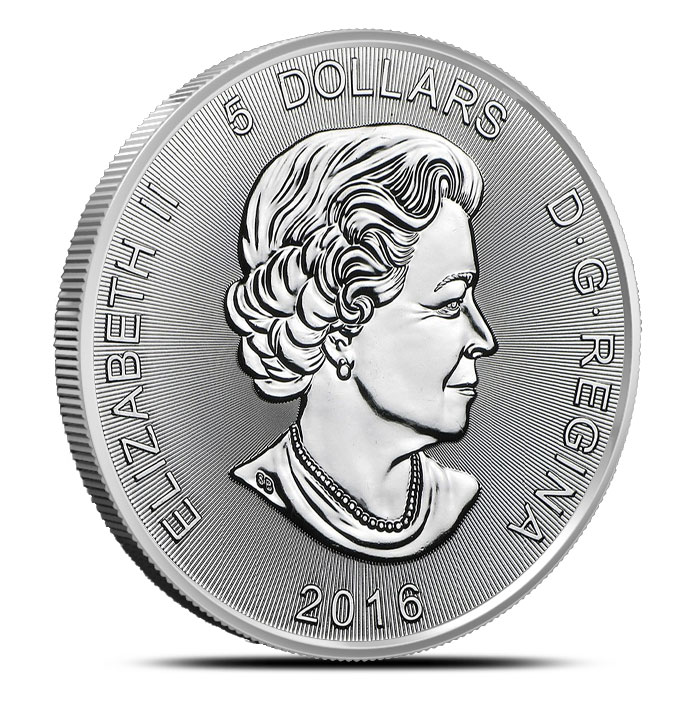 2016 one ounce Canadian Silver Cougar | Predator Series