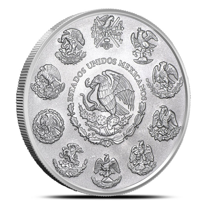 2016 two ounce Mexican Silver Libertad