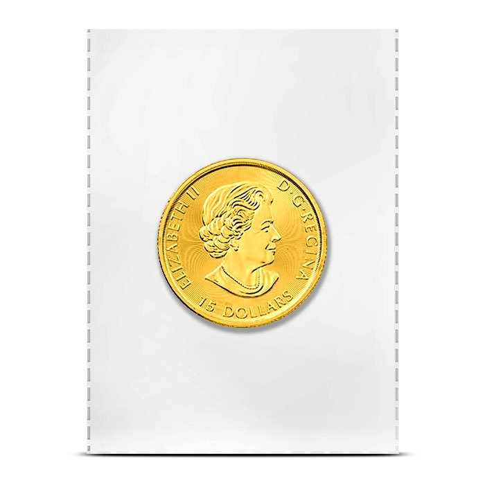 2017 Canada 1/3 oz Gold Grizzly