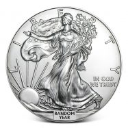 American Eagle 1 oz Silver Coin Random Year