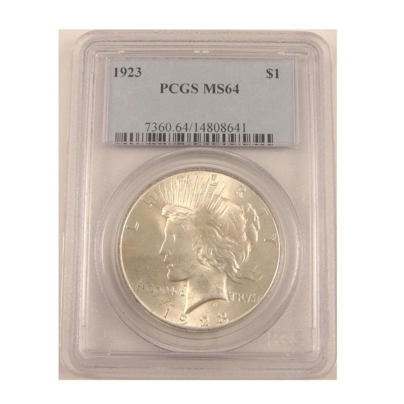 $20 Liberty PCGS MS63 Gold Double Eagle Obverse