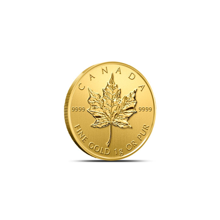 2016 Gold MapleGram25 | Royal Canadian Mint