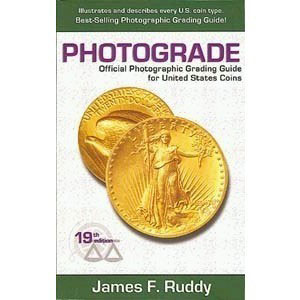 19th Edition Photograde Official Photographic Grading Guide for United States Coins