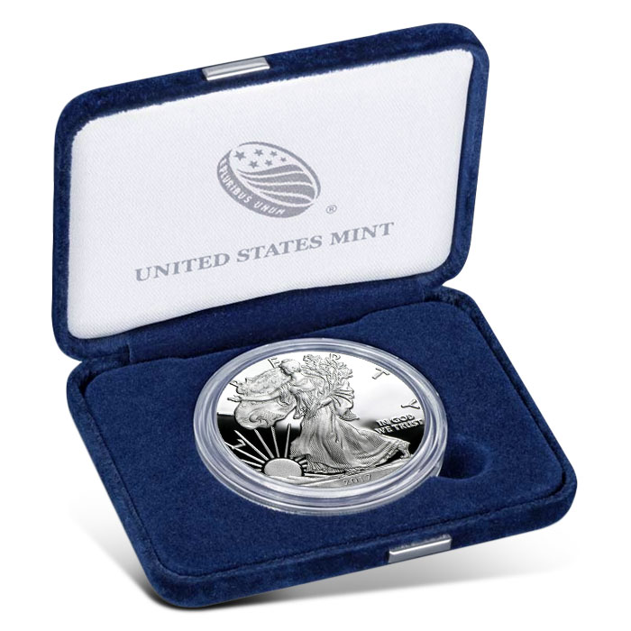 2017 Proof Silver Eagle