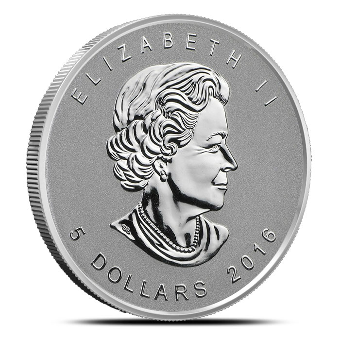 2016 Silver Maple Tank Privy | Royal Canadian Mint